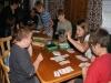 Die Jugend war begeistert vom gemeinsamen Spielen