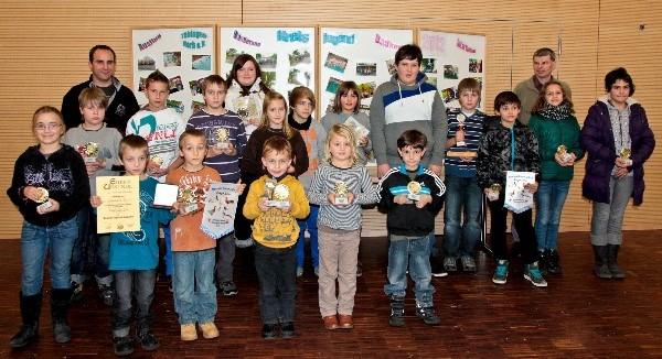 Jugendkreismeister 2012